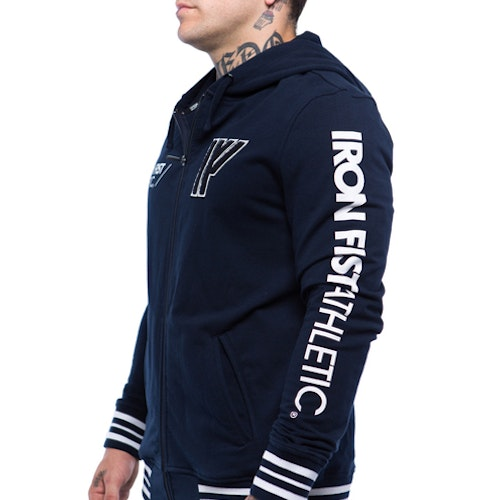 Iron Fist Athletics Mens Zip Hoody M