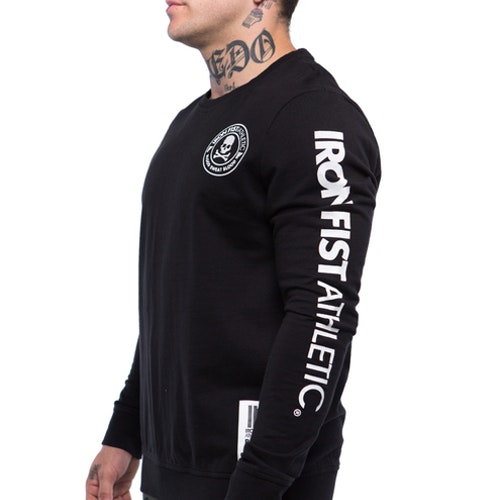 Iron Fist Athletics Mens Crewneck M