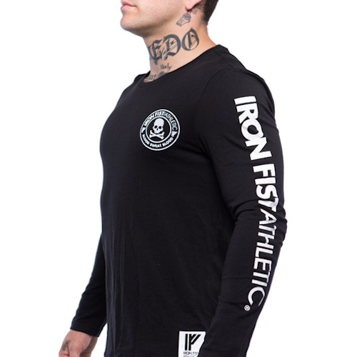 Iron Fist Athletics Mens Longsleeve M