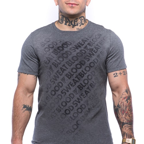 Iron Fist Athletics Mens BSB Reactive Tee