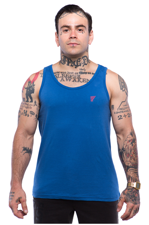 Iron Fist Athletics Mens PMA Reactive Tank M