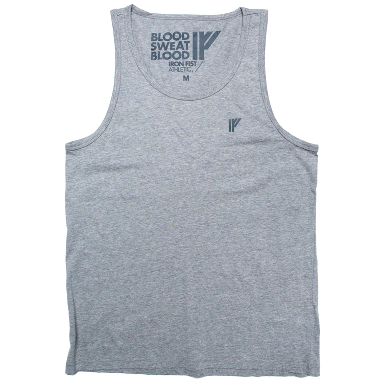 Iron Fist Athletics Mens BSB Reactive Tank M