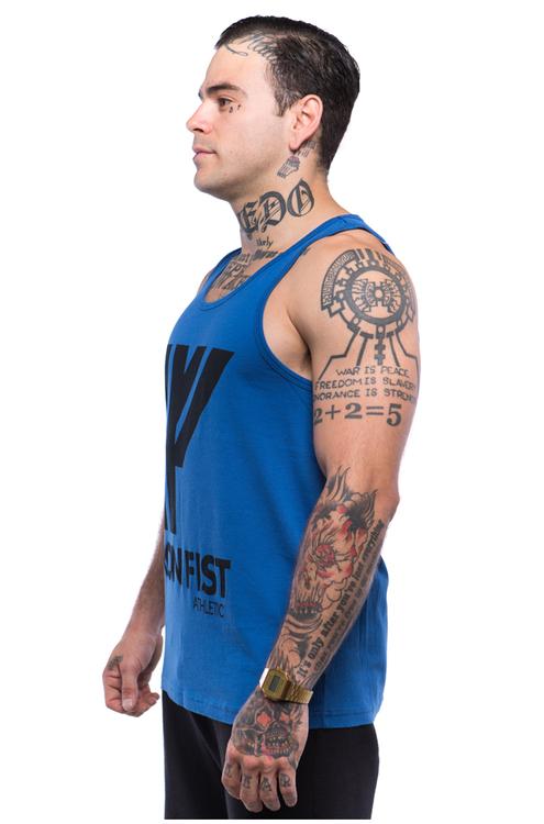 Iron Fist Athletics Mens Logo Tank M