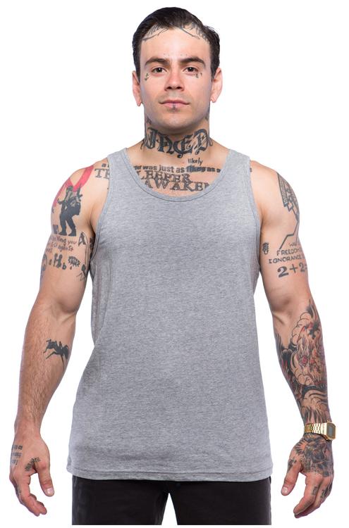 Iron Fist Athletics Mens Kettlebell Reactive Tank M