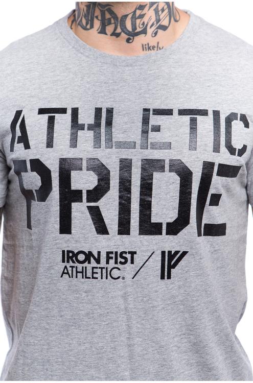 Iron Fist Athletics Mens Athletic Pride Tee M