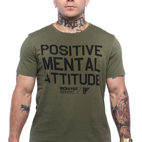 Iron Fist Athletics Mens PMA Tee M
