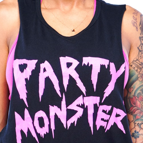 IFA Womens Party Monster Tank S