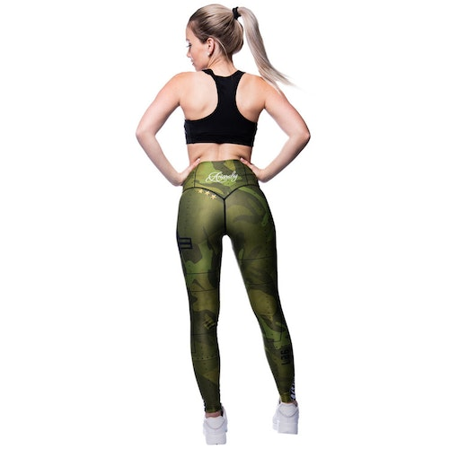 Warthog Compression Leggings
