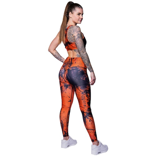 Apricot Ash Leggings