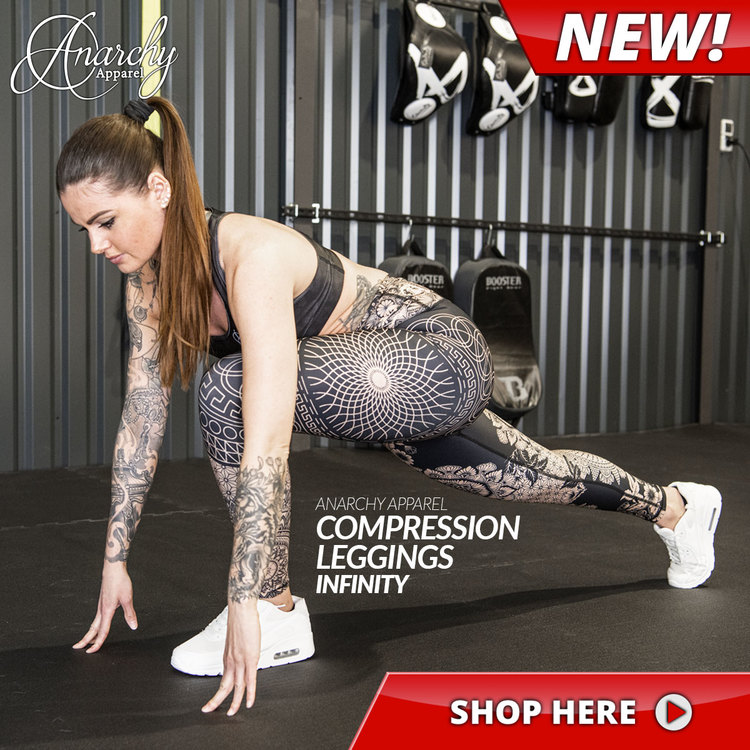 Infinity Compression Leggings
