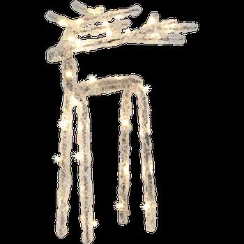Dekorationsfigur ICY, 20 cm