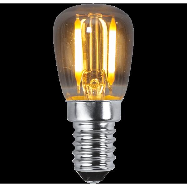 LED-Lampa E14 ST26 Decoled Smoke