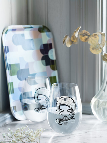 All About You Tumbler 2-Pack, Need You, Kosta Boda