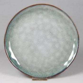 Assiett Grön, 20 cm