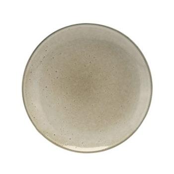 Assiett Sand, 20 cm
