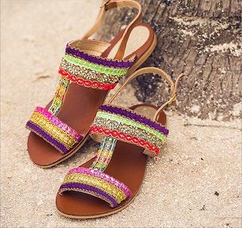 Sandals Mar Ornamento