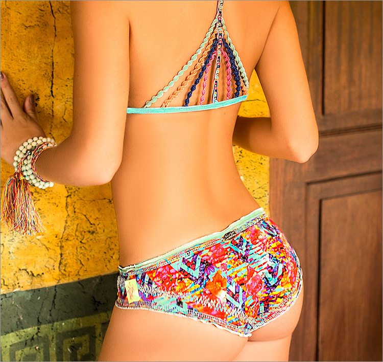 Bikini Mar de Colores
