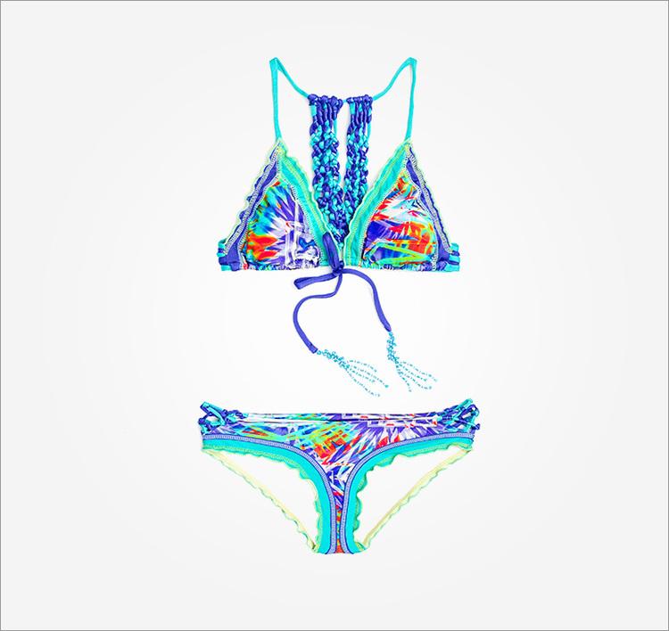 Bikini Mar Caribe