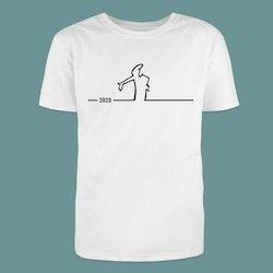 T-Shirt - Linus på Linjen dissar år 2020