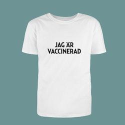 T-Shirt - Jag är vaccinerad