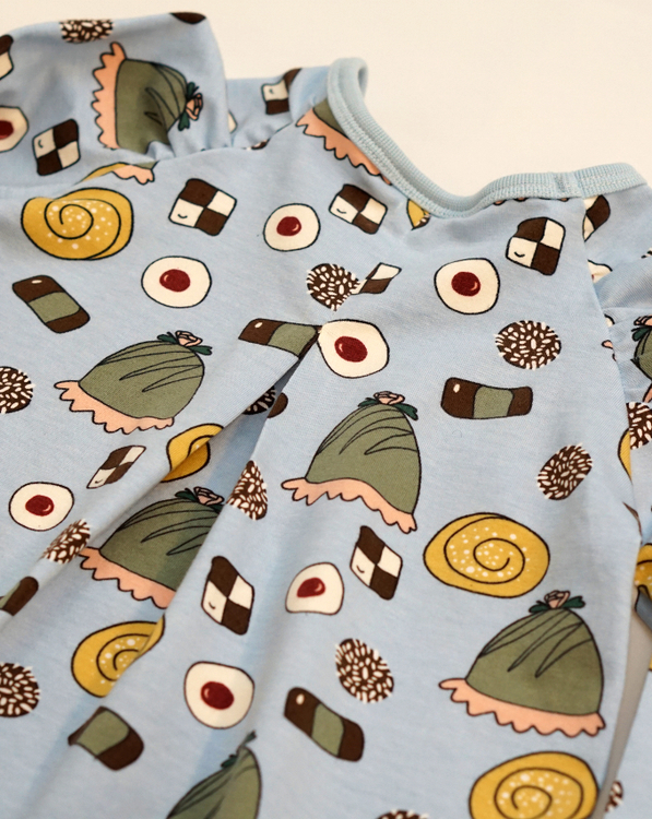 Rak klänning/Tunika - Godbitar