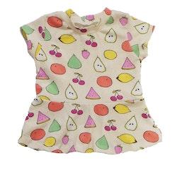 Peplumtopp - Fruktblandning