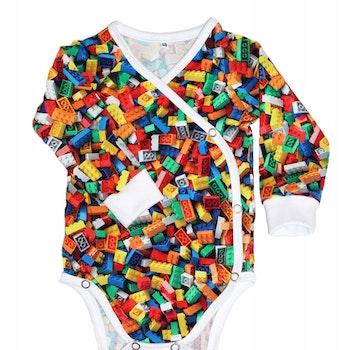 Omlottbody - Lego