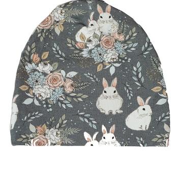 Mössa - Kaniner grå (48/50)