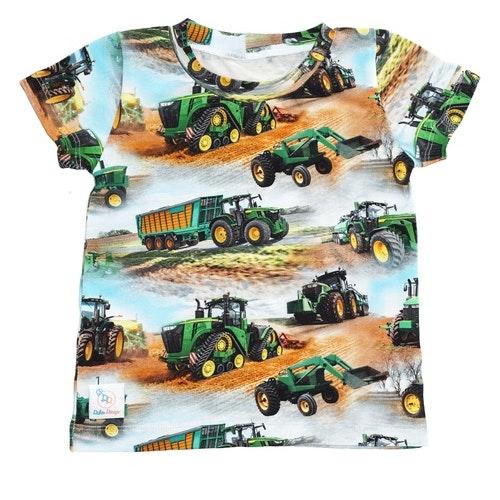 Tröja - Traktorer (flera storlekar)