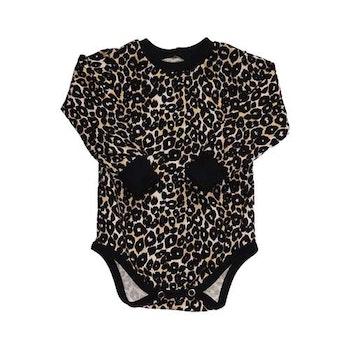 Body - Brun leopard