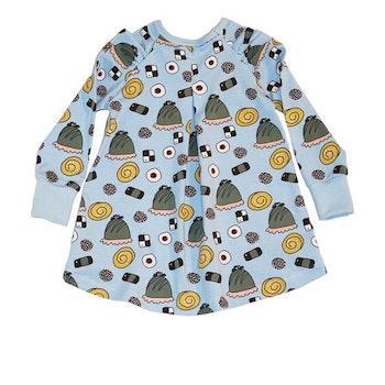 Rak klänning/Tunika - Fika