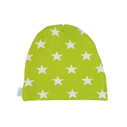 Mössa - Stjärnor Lime