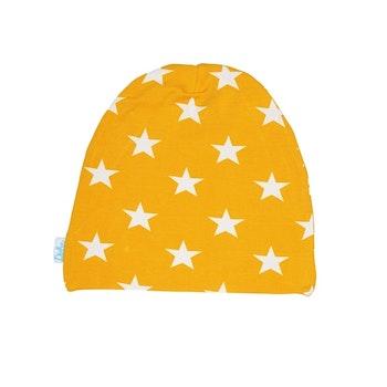 Mössa - Stjärnor Solgul