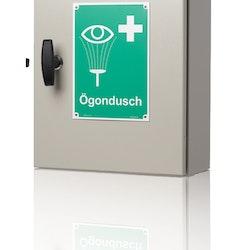 Värmeskåp Dahl Ögondusch inkl. 3x200 ml (12V/220V)