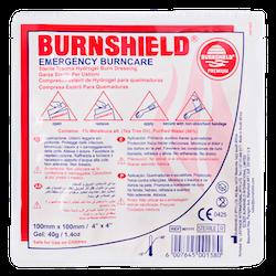 Burnshield kompress 20x20 cm