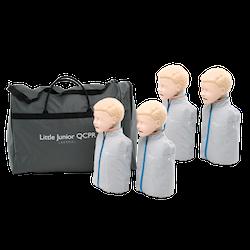 Little Junior QCPR 4 st med väska