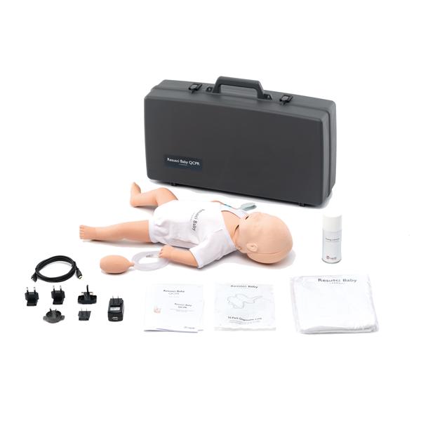 Resusci Baby QCPR med luftvägshuvud