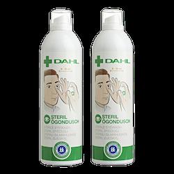 Dahl Ögondusch refill 400 ml, 2-pack