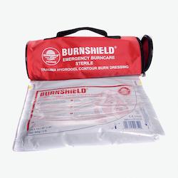 Burnshield kompress 100x100 cm