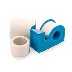 Kirurgtejp med plasthållare
