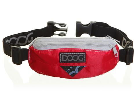 DOOG mini belt rød