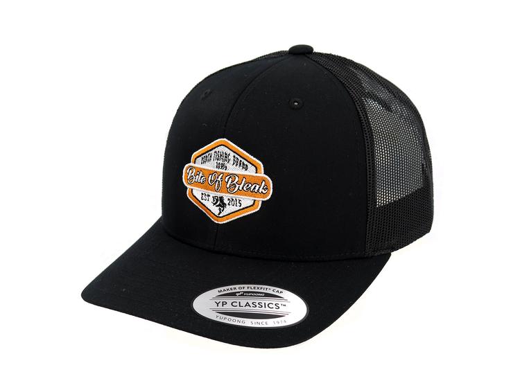 Bite of Bleak Trucker Cap Black