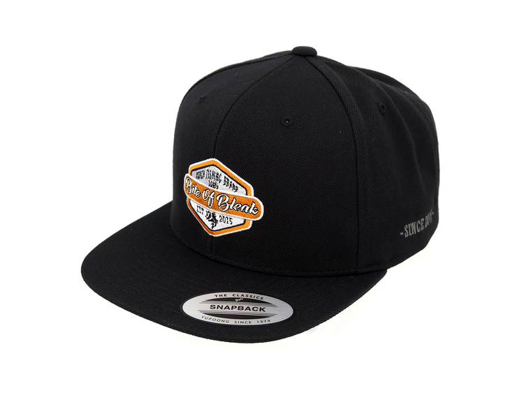 Bite of Bleak Snapback Black