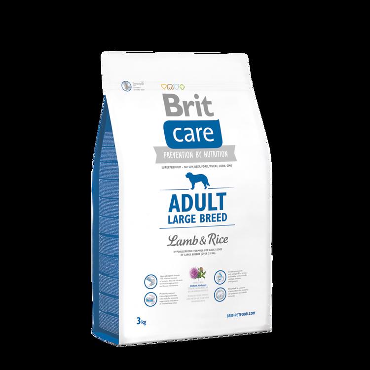 Brit Care Adult Large Lamb & Rice