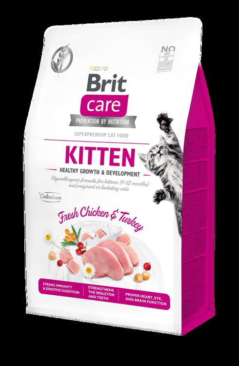 Brit Care Cat Kitten Healthy Growth & Development