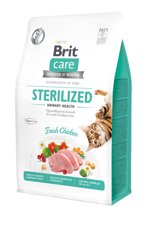 Brit Care Cat Sterilized Urinary Health