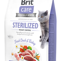 Brit Care Cat Sterilized Weight Control