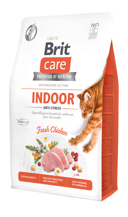 Brit Care Cat Indoor Anti-stress