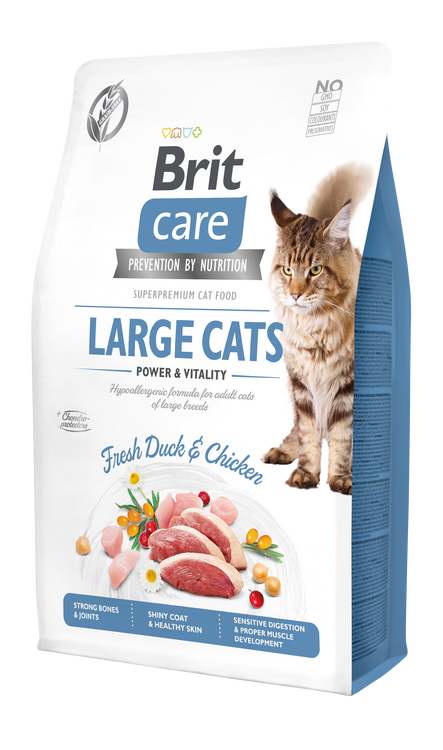 Brit Care Cat Large cats Power & Vitality