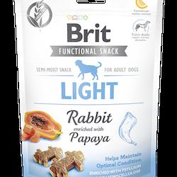Brit Functional Snack Light Rabbit 150 g